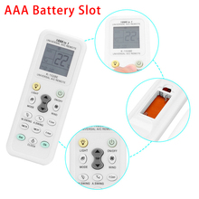 Universal K-1028E Latest 1000 In 1 AC Remote Control for Air