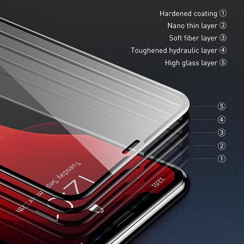 30D واقي للشاشة لفون 11 برو 11Pro ماكس XS زجاج واقي لأني الهاتف 11Pro iPhone11 ماكس كامل غطاء تشديد الزجاج