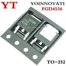 100 Stks/partij FGD4536 4536 Tot 252 Ic Beste Kwaliteit.