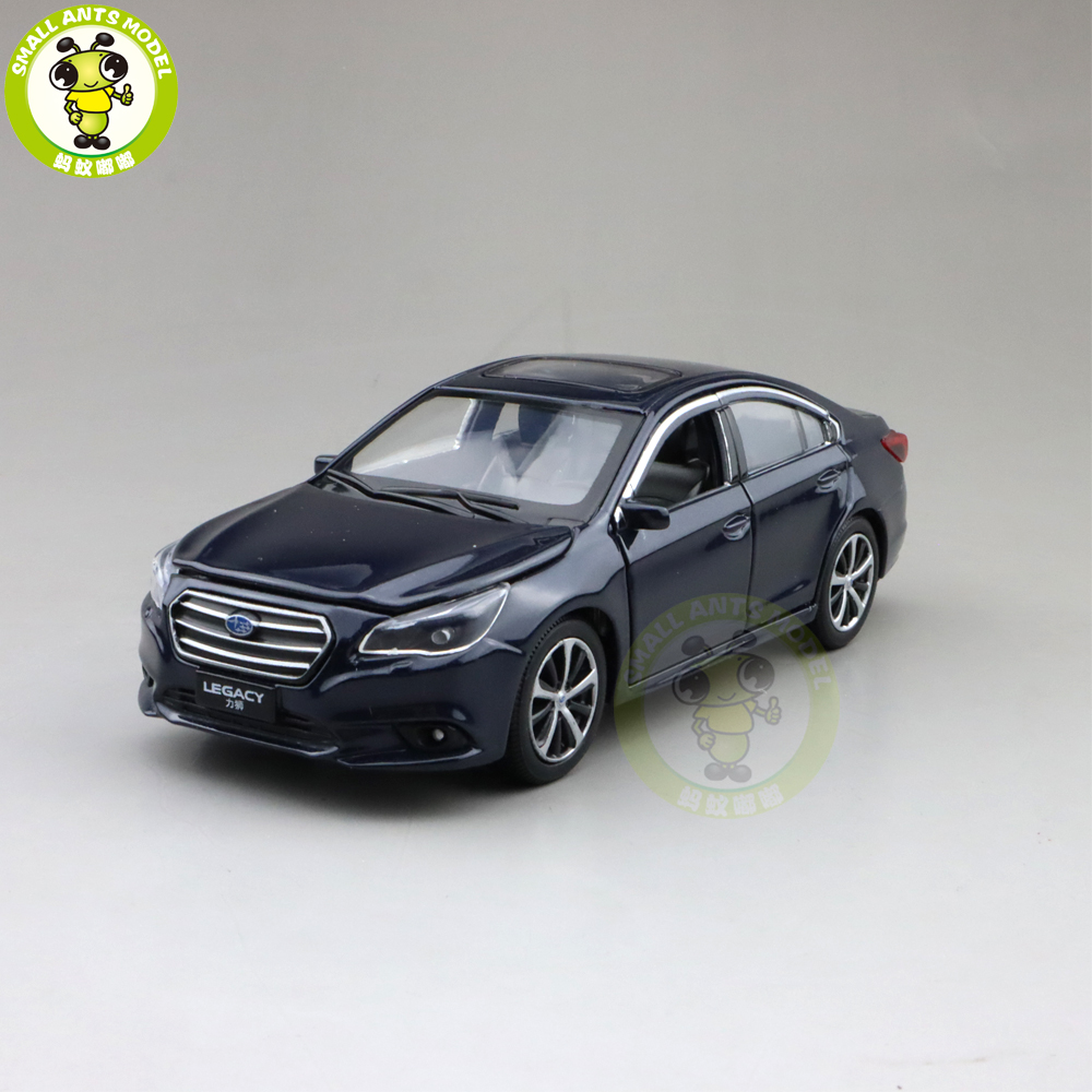 1/32 Jackiekim LEGACY Diecast Model CAR Toys Kids Sound Light Pull Back Gifts