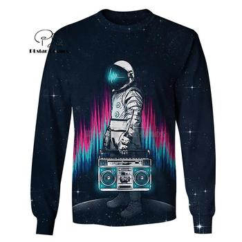 Armstrong Space Suite Astronaut 3D Printed Hoodie 1