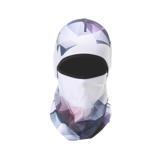 Best Quality Face Mask Motorcycl Soft Breathable Headgear Face Shield Motorcycle Mask Sun-protection Dust Protection 1