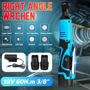 Cordless Electric Wrench 18V 6