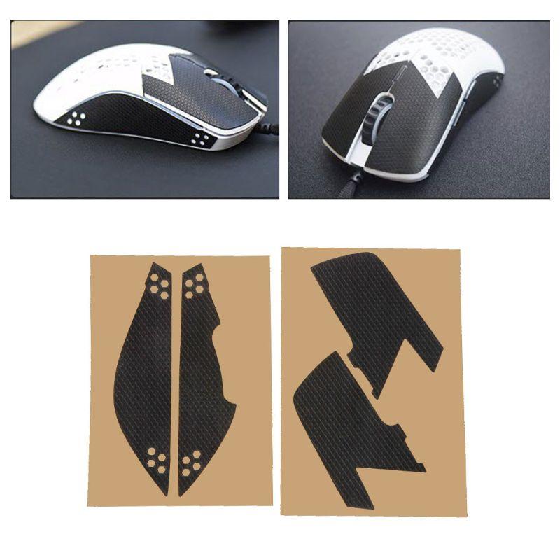 Original Hotline Spiele Maus Skates Seite Aufkleber Schweiß Beständig Pads Anti-slip Tape Für Glorious Modell O Odin Maus