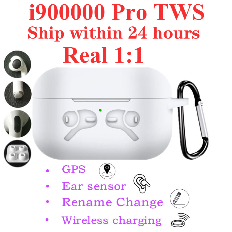 i900000 pro Original air pro 3 TWS 1: 1  wireless bluetooth 5.0 earphone bass 3D  headsset PK i900000 tws Airpodding pro tws|Bluetooth Earphones & Headphones|   - AliExpress
