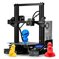 Smartlife Ender 3 Pro 3D Printer Upgraded Magnetic Build Plate Resume Power Failure Printing DIY KIT Mean Well Power Supply
