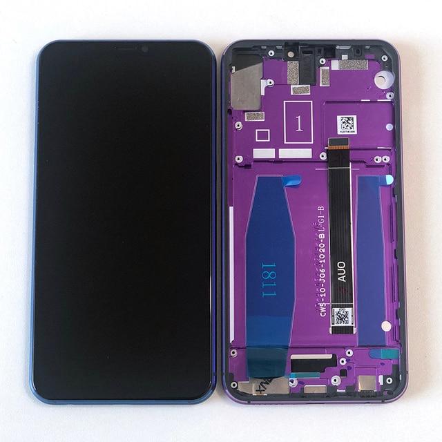 Original M & Sen pour Asus Zenfone 5 2018 Gamme ZE620KL écran LCD cadre décran + écran tactile numériseur pour Zenfone 5Z ZS620KL X00Q