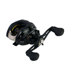 цена на 17+1BB Metal Baitcasting Fishing Reel 7.1:1 Long Shot Left / Right Hand Fishing Wheel Bait Casting Fishing Reel
