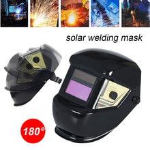 Solar Auto Darkening Welder…