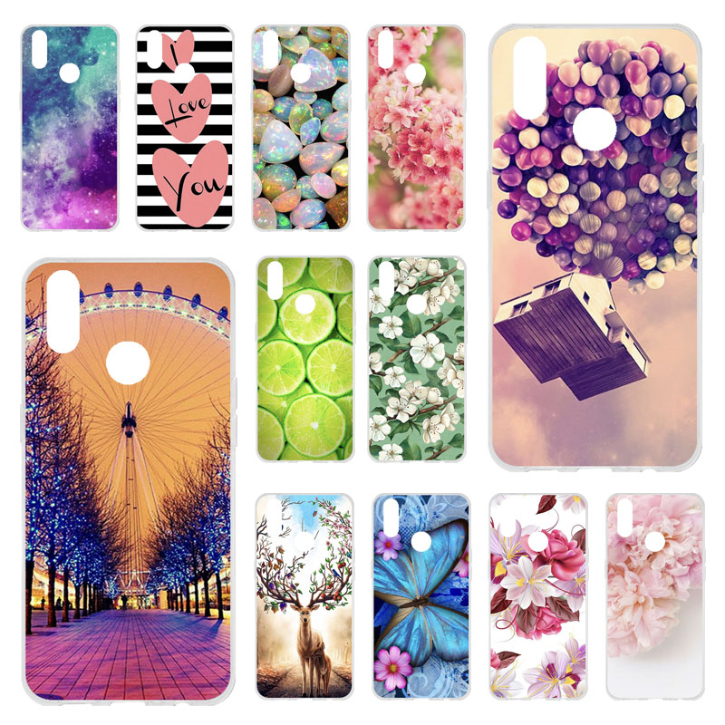 TAOYUNXI <font><b>Cases</b></font> For <font><b>Doogee</b></font> <font><b>X70</b></font> <font><b>Case</b></font> Soft <font><b>Silicone</b></font> TPU Painted Bags For <font><b>Doogee</b></font> <font><b>X70</b></font> 5.5 inch Cover Bumper image