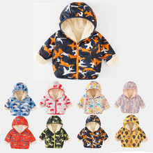 New Winter Coat Girl Fur Fleece Down Jackets For Boys Girls Children Thicken Clothing Parkas Coats Overalls Baby Kids Outerwear baby girls boys clothing children jackets duck down parkas kids girls winter coat winter outerwear thicken warm clothes