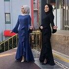 Muslim Maxi Dress Ru...