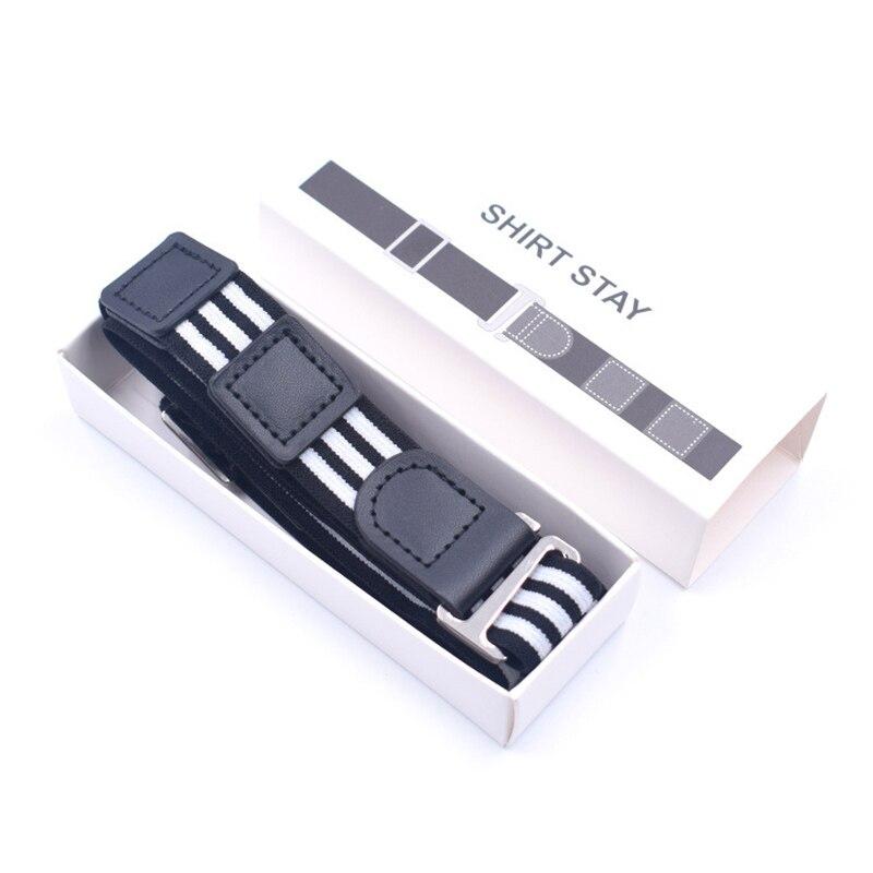 Fashion Near Shirt Stay Adjustable Shirt Holder Best Tuck It Belt For Women Men Formal Work Interview Dropshipping