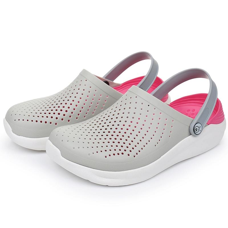 Croc Clogs Summer Beach Sandal 2020