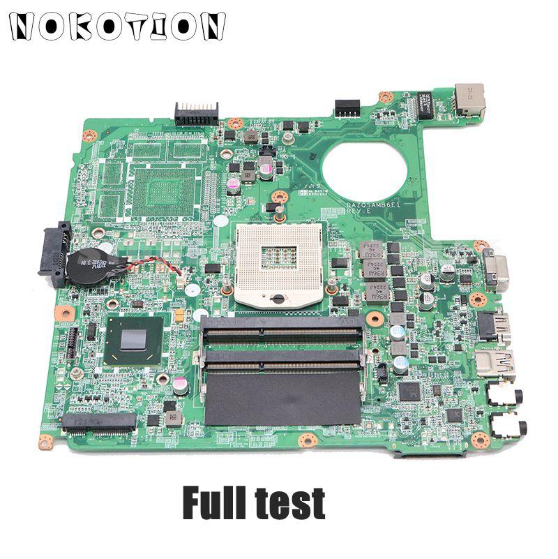 NOKOTION For Acer Aspire E1-471G E1-471 E1-431 Laptop Motherboard NBV7B11001 NB.V7B11.001 DAZQSAMB6E1 HM67 UMA DDR3