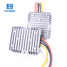 DC 12V Converter 36V to 1A 2A 3A 10A 15A 20A 30A Waterproof Buck Step Down Regulator Voltage Power Converters for Solar