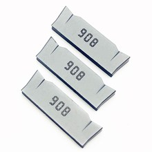 цена на Tungsten Carbide Slotting Tool DGN3003J IC908 CNC Machine Tool Cutting Tools Metal Turning Tool DGN3003 Lathe Blade Slot Blade