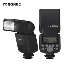 YONGNUO YN320EX Draadloze TTL Camera Flash Master Slave Speedlite 1/8000s HSS GN31 5600K voor Sony A7 /A99/A77 II/A6000/A6300/A6500