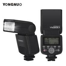 YONGNUO YN320EX اللاسلكية TTL فلاش كاميرا ماستر الرقيق Speedlite 1/8000s HSS GN31 5600K لسوني A7/A99/A77 II/A6000/A6300/A6500