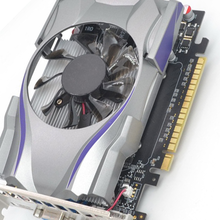 GT730 GDDR5 1GB 128Bit Express Game Video Card Ie Card BTC Mining Video Card with a Cooler Fan for GeForce 6