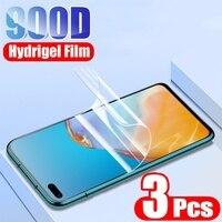 Volle Abdeckung Weiche Hydrogel Film Für Samsung S21 S20 Note20 Ultra Screen Protector Für Galaxy Note 10 9 8 S10 s9 S8 Plus Schutz