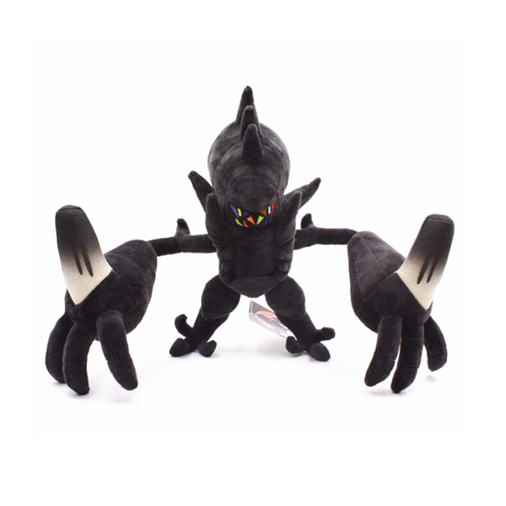 Pokemon SUN & MOON Figures Plush Necrozma Beautiful Animal Stuffed Soft Anime Action Figure Doll Christmas Toys Gifts