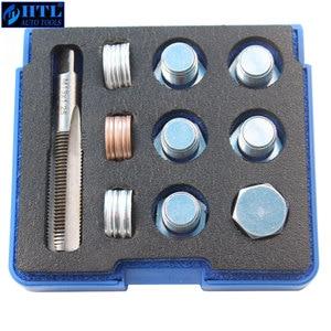 Image 4 - M13 x 1.25 to M22 x 1.5mm (pitch) Tap & Oil Drain Plug Screws Repair Bolt Select M13 M15 M17 M20 M22