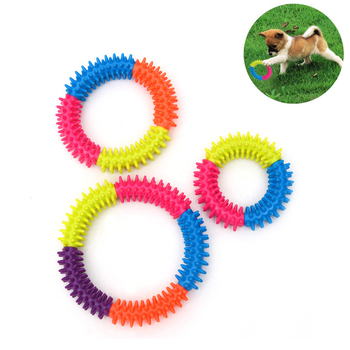 Pet Dog Toy Interactive Rubber Pet Toy  1