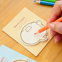 Totoro Stickers Sticky Notes Leuke Koreaanse Briefpapier Kantoorbenodigdheden Scrapbooking Memo Pad Sticky Markers 9*7.5mm(China)