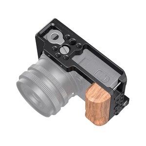 Image 4 - SmallRig FP Khung Máy Ảnh dành cho ỐNG KÍNH SIGMA FP Camera Giày Lạnh Mount & Arri Định Vị Lỗ FR Sáng Micro TỰ LÀM Tùy Chọn 2518