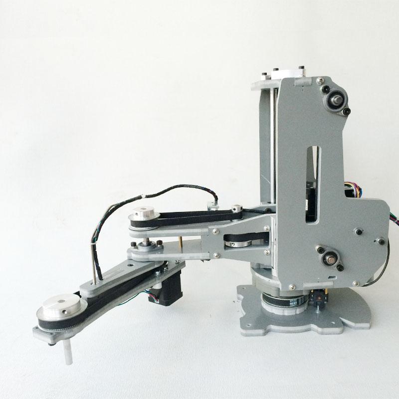 Planar Articulated 4 Axis / Stepping Four Axis Scara Manipulator / Teaching Robot
