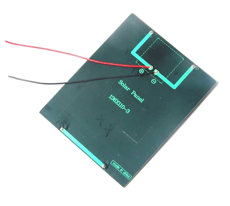 sistema diy carregador solar para 3.7v bateria 2pcs