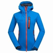 Outdoor Ski Jacket Women Windproof Thermal Softshell Snowboard Skiing Jackets Snow Skiwear Skating Clothes Hiking Sport Clothing
