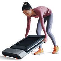 WalkingPad Lauffläche mi ll A1 Smart Faltbare Elektrische Sport Laufmaschine Förderband Körper Building Training mi Übung Ausrüstung