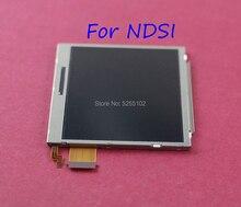2 قطعة أعلى LCD العلوي انخفاض LCD ل NDSI شاشة Pantalla لنينتندو الطبري NDSi لعبة وحدة الملحقات استبدال الجزء
