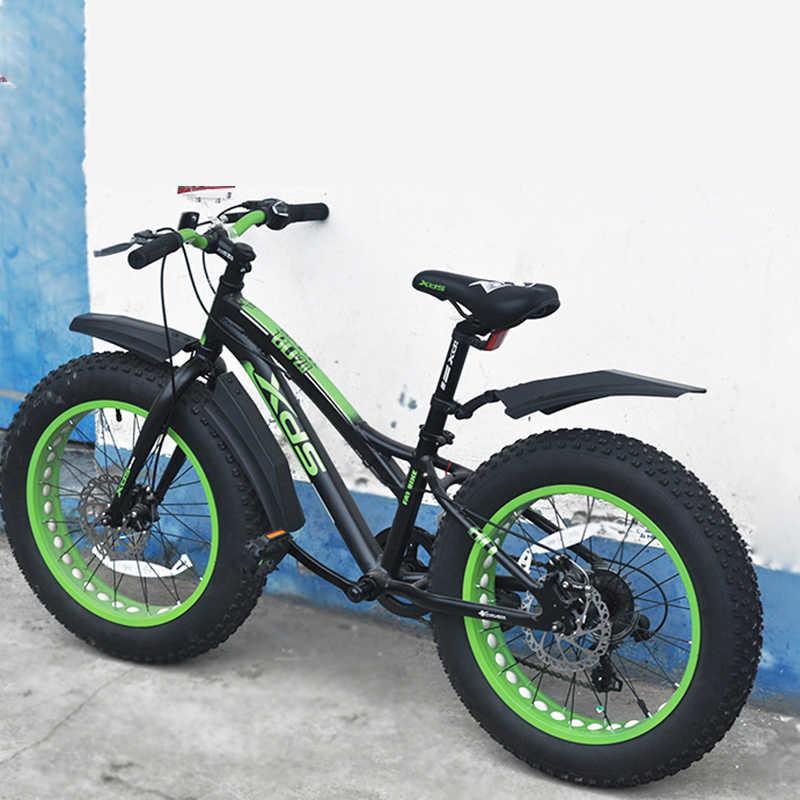 Bicycle Mudguard Set 12-20inch Wheel Guard Mudguards Kids Bike Replacement Part