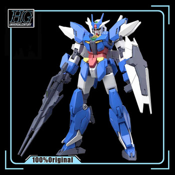 GAOGAO HG 1/144 Gundam Build Divers EARTHREE GUNDAM Earth Mars Venus Assembly Model Action Toy Figures Children's Gifts 1