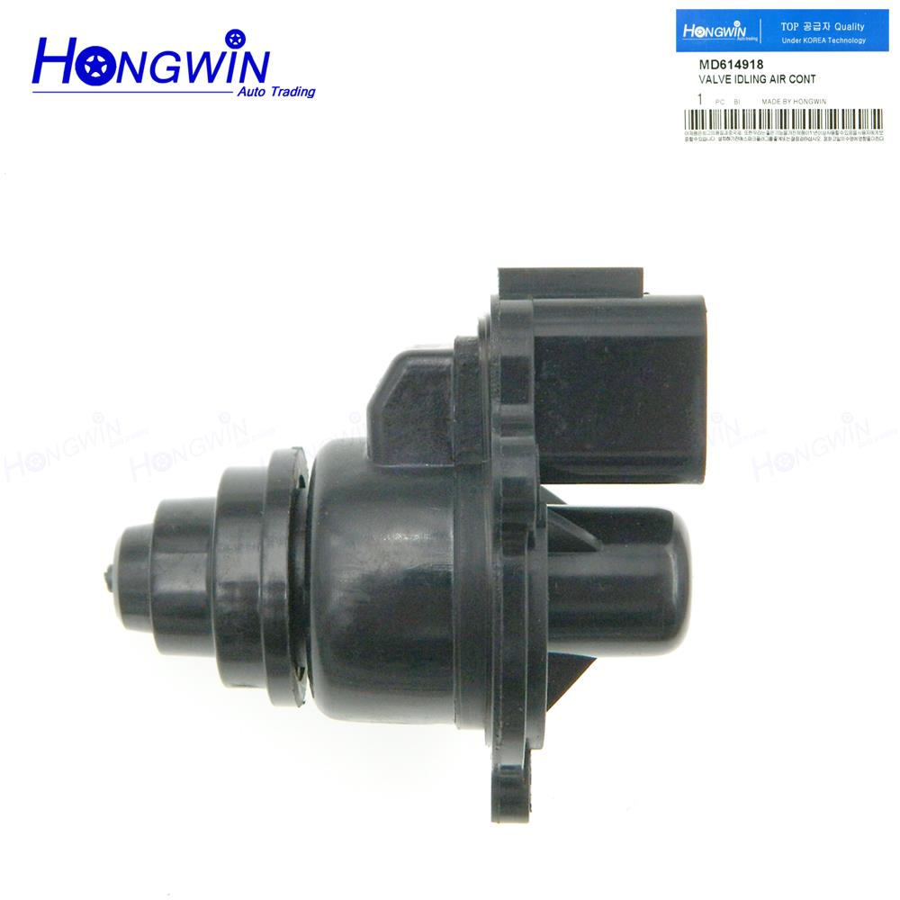OEM NO  MD614918 Idle Air Control Valve For Japanese car High performance Idle Speed Control Valve