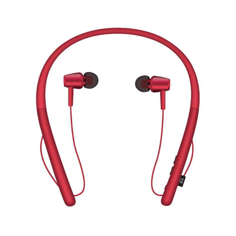 Original T23 Bluetooth Earphone Wireless Headphones Sports Earbud Neckband Stereo Bluetooth Headset With Mic For Xiaomi Samsung Aliexpress
