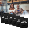 8/16/32/64/128MB Megabyte For Nintend Ngc/Will Game Memory Card Game Console Flash Memory Card For Nintend Ngc/Will Format