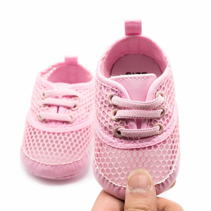 Baby Boys Girl Summer Mesh Sandals Shoes Children Breathable Beach Shoe Toddlers Casual Flats Anti-slip Shoes