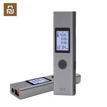 MI Mi jia DUKA LS P 40M Laser Télémètre Intelligent Télémètre Laser Numérique USB Recharge Alu mi num Alliage Télémètre