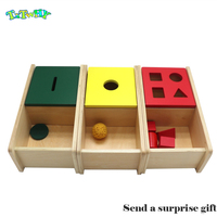 Baby Toy Montessori Kids Imbucare Box With Flip Lid 4 Shapes Flip Lid Knit Ball Coin Green Learn Training Practical Life Skills