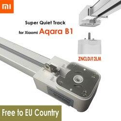 Super Stille Elektrische Vorhang Track für Xiao mi Aqara B1 motor, mi jia Smart Vorhang Schienen System, mi Hause App, Freies zu EU Land