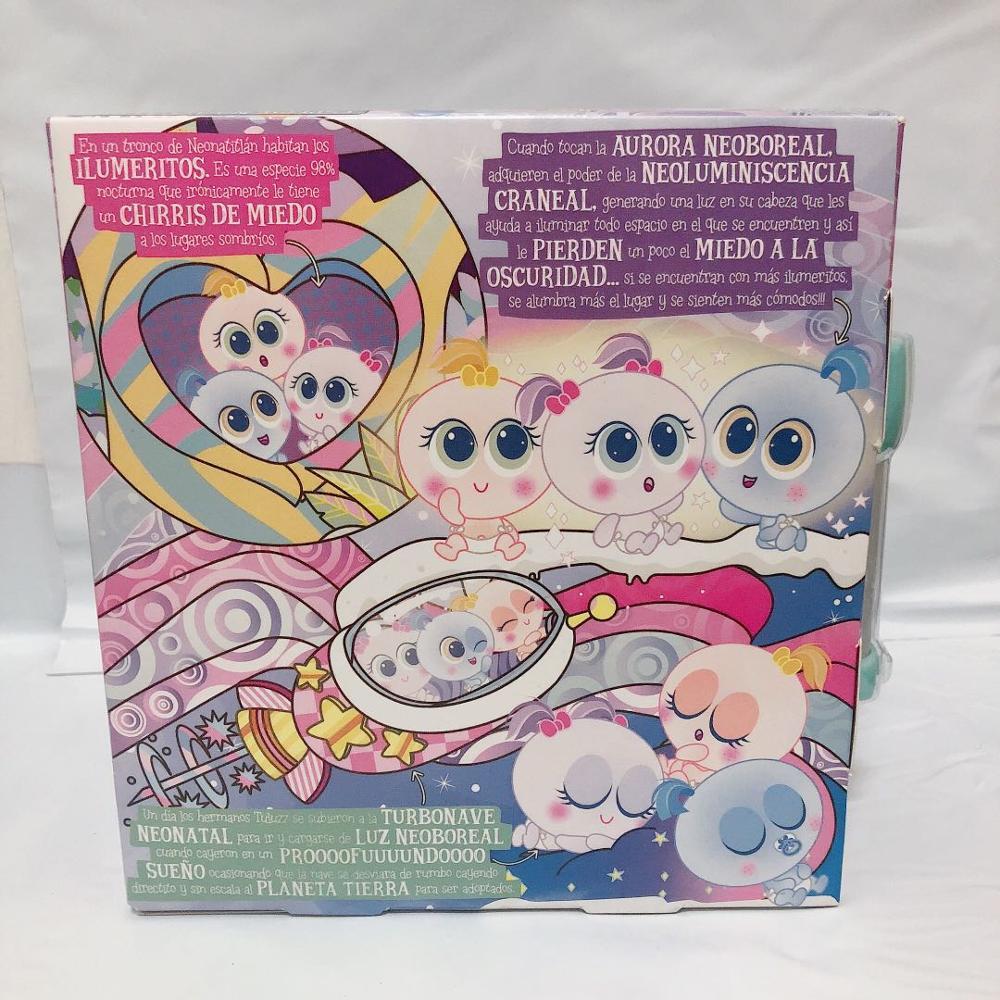 Juguetes Casimeritos Ksimerito novedad Ksimeritos con música ligera bebés Reborn accesorios Juguetes para bebés para ni?os Ksi Meritos - 6