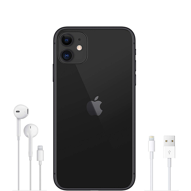 Apple iPhone 11 | 4G Smartphone A13 Bionic Chip 6.1-Inch