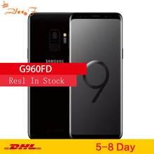Samsung S9 G960FD Dual Sim Originele Lte Android Mobiele Telefoon Octa Core 5.8
