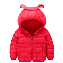Winter Children Down Coat Baby Boys Girls Clothes Newborn Hooded Warm Jacket Infant Snow Solid Color Wear Kid Outerwear Clothing children s winter jackets for boys snow down jacket hooded zip coat warm outerwear children clothing coats kids clothes jacket