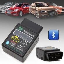 ELM327 V2.1 obd 2 OBD II車の自動車bluetooth診断インターフェイススキャナアンドロイド