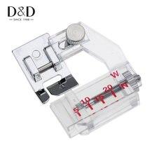 Лапка для швейной машинки бытовая Регулируемая прижимная лапка
